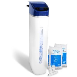Zmiękczacz wody WEBER AQUA SOFT- R 2 + 2 x sól + tester wody