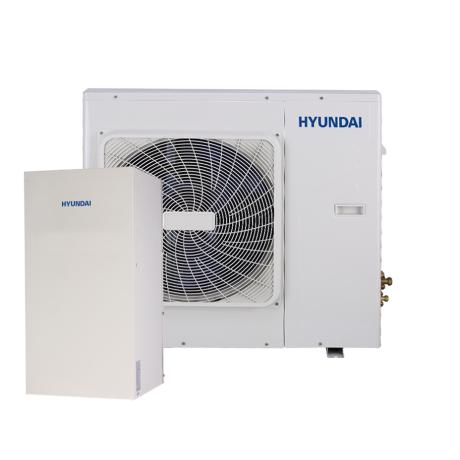 Pompa Ciepła HYUNDAI SUPREME SPLIT 14 kW + moduł WiFi, 3 fazowa