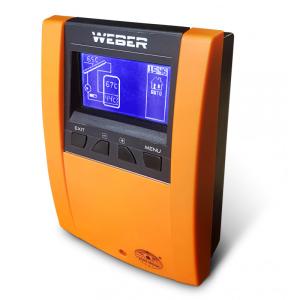 Solární ovladač WEBER SOL PWM