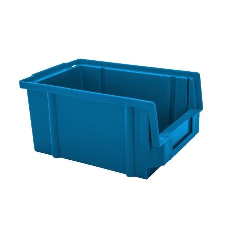 Skrzynka magazynowa EKO STABIBOX TYP 0 (149x89x69) niebieska