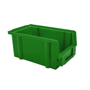 Skrzynka magazynowa EKO STABIBOX TYP 2 (298x179x149) zielona