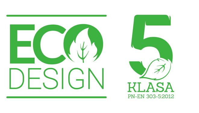 Certyfikat EcoDesign dla pieca SAS BIO SOLID