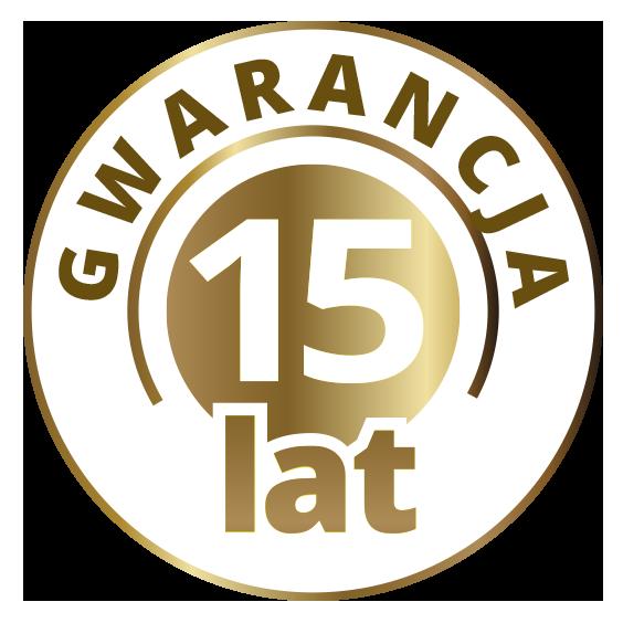15 lat gwarancji na kolektor próżniowy HP 30