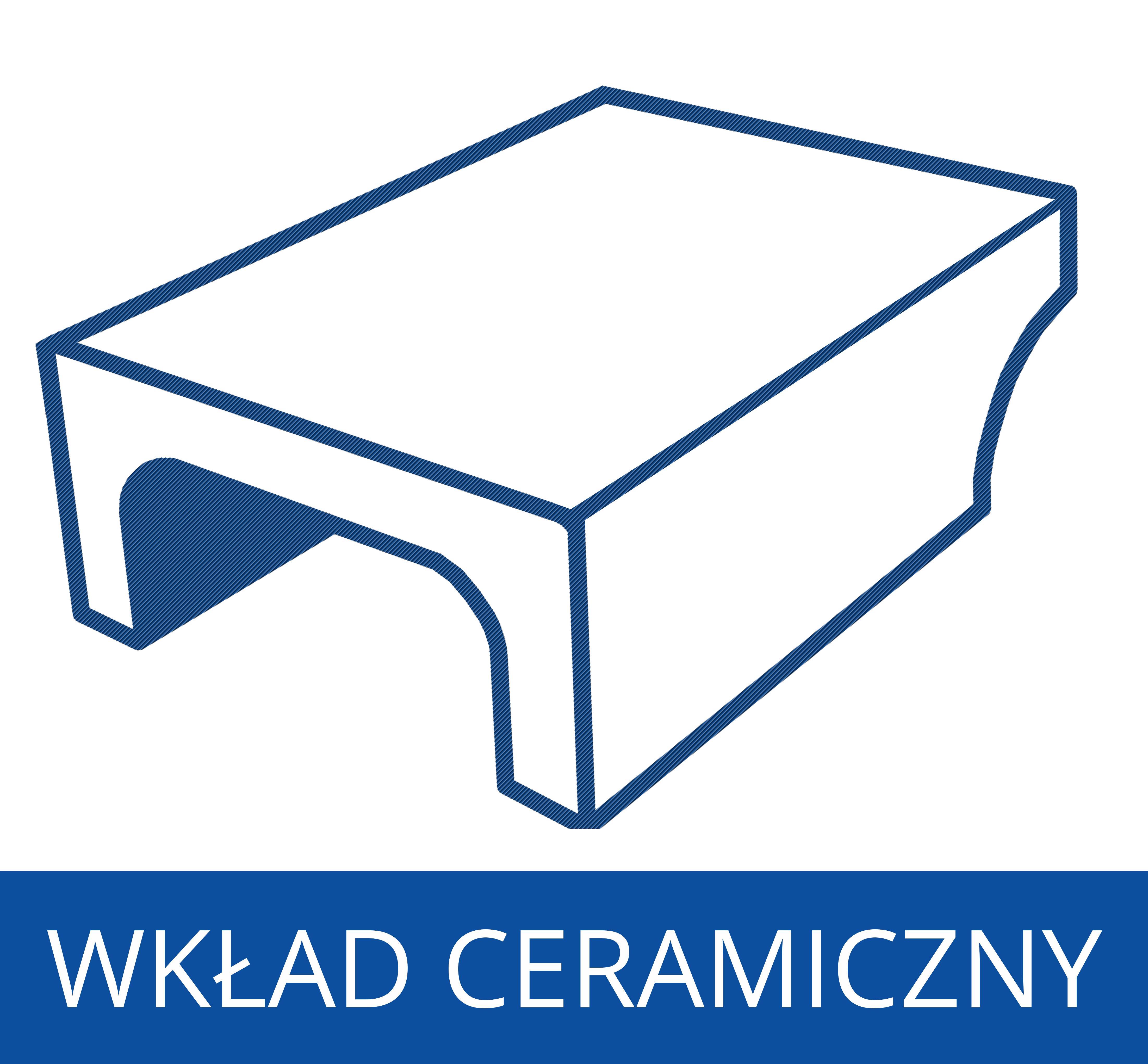 Wkład ceramiczny